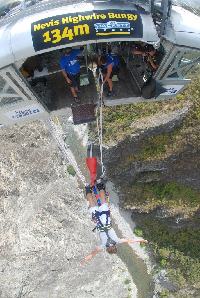 Nevis Highwire Bungy 134m