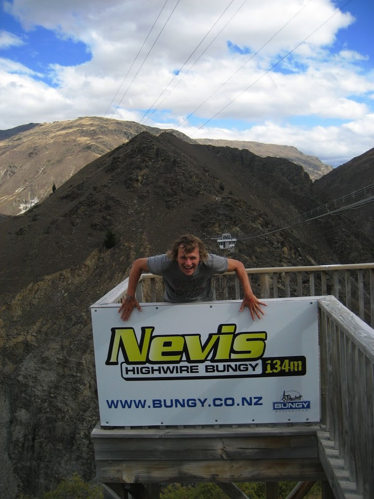 Nevis Bungee - did it!
