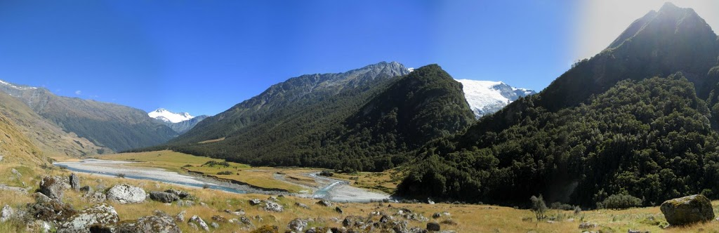 Mount Aspiring Valley