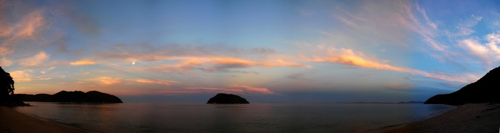 Able Tasman Sunset 2