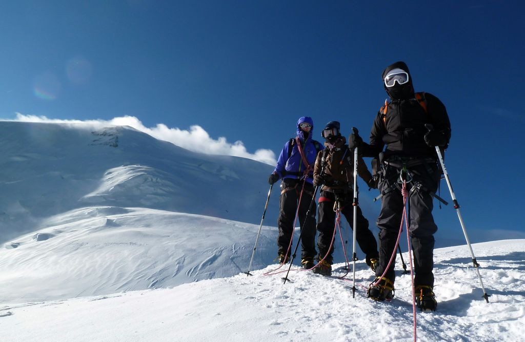 Mont Blanc Summit Push