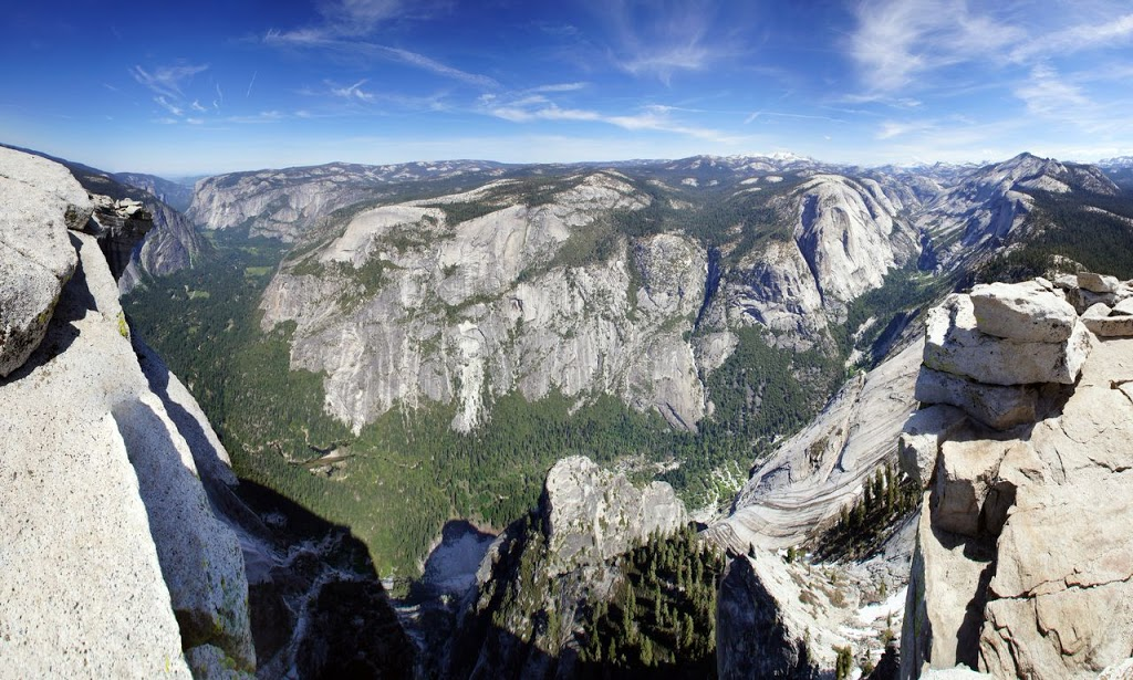 Half Dome Valley