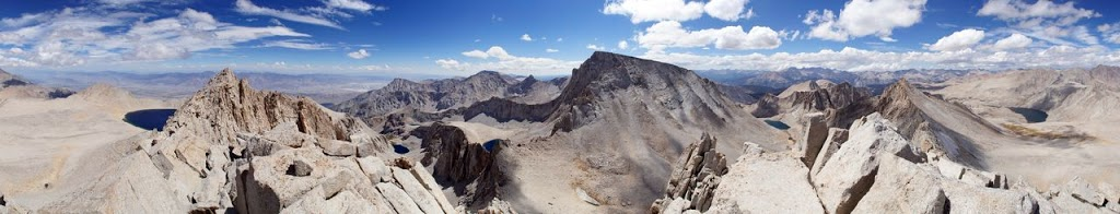 Mount Whitney Panorama